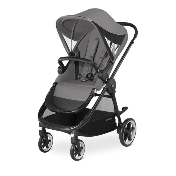 Cybex Бебешка количка Iris M Air Manhattan Grey 2017